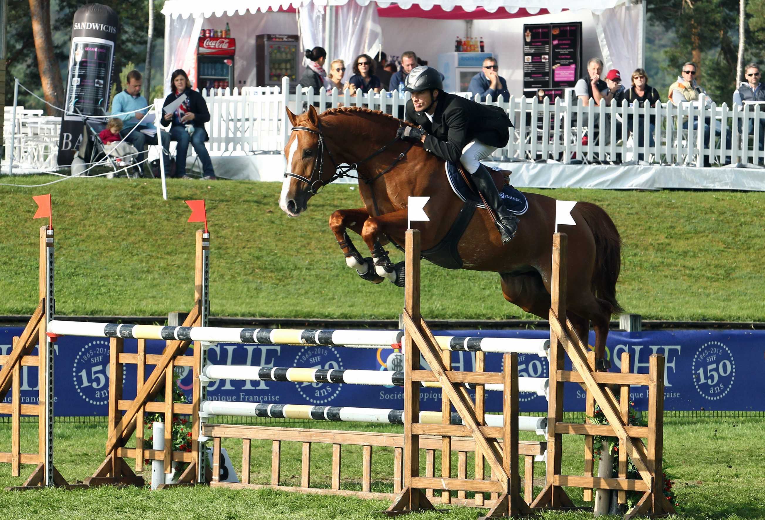 Fontainebleau 2015, finale 5 ans
