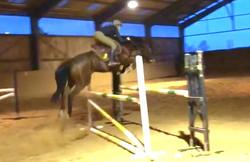 Rock et Lulu saut