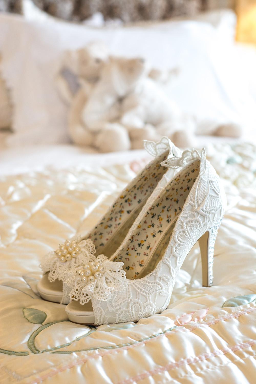 Yorkshire wedding shoes