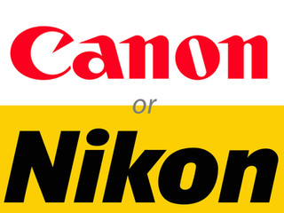 Canon or Nikon? A beginners guide.
