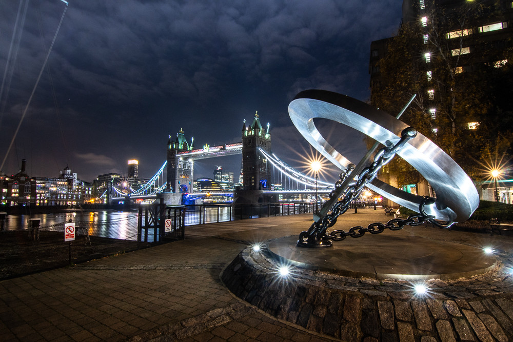 tower bridge london nightscape photography