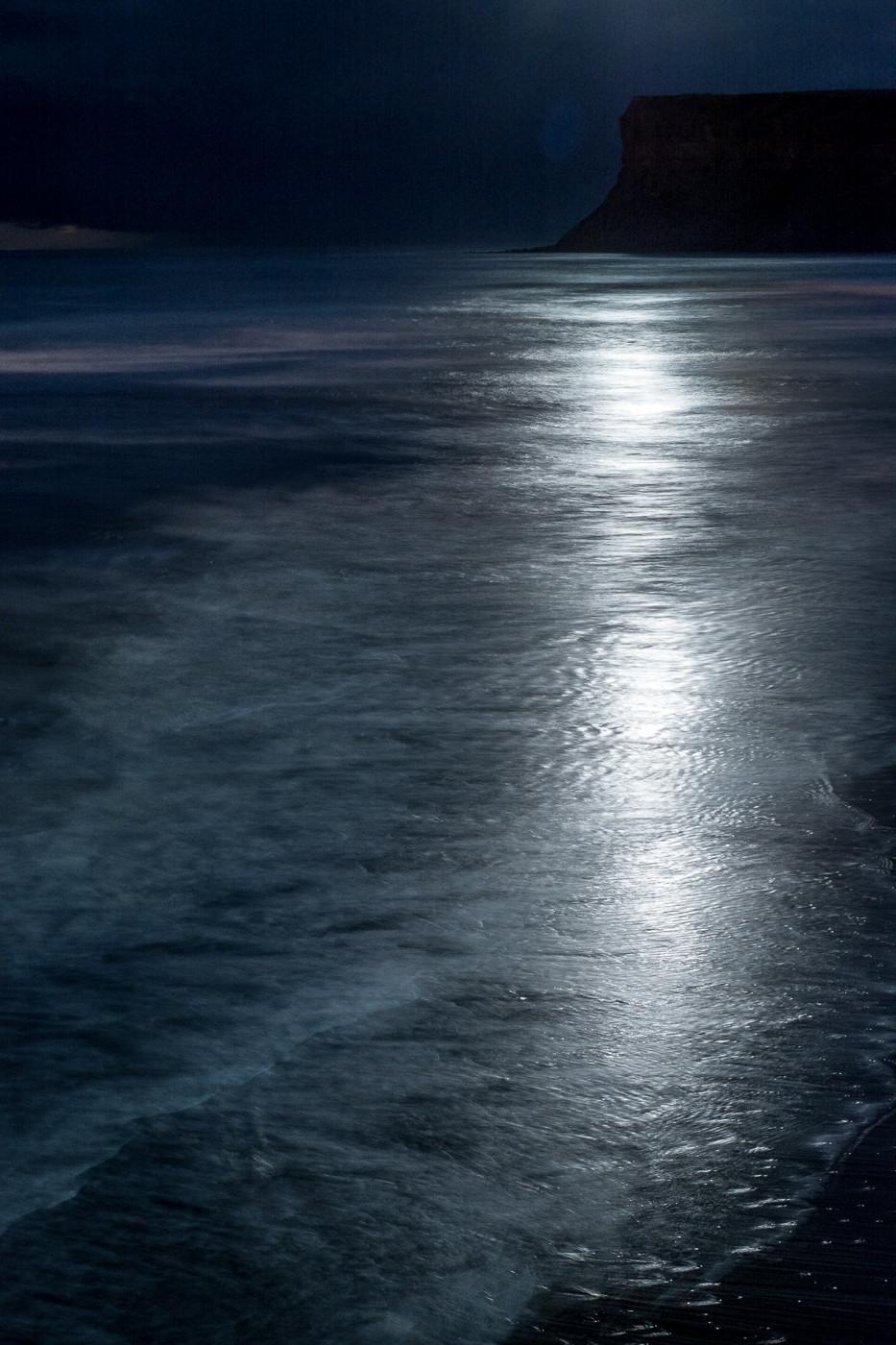Nightscape photography Saltburn UK
