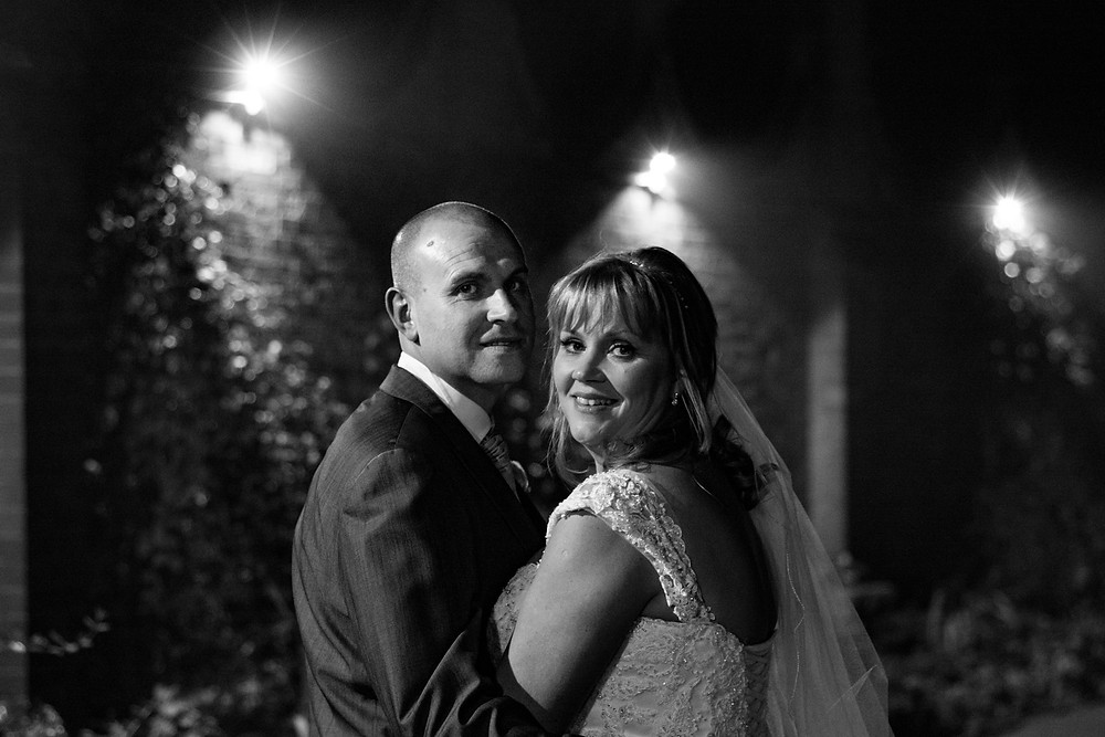 Rossington Hall wedding
