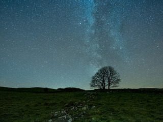 Photographing the Milky Way in Scotland