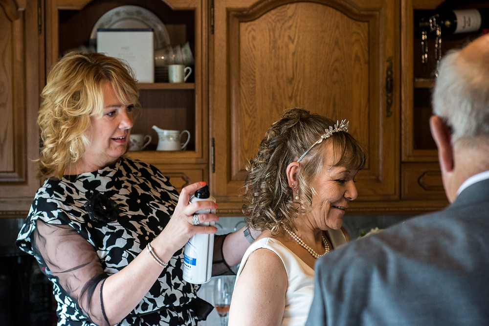yorkshire wedding preparations
