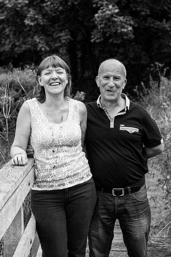 Yorkshire engagement photography