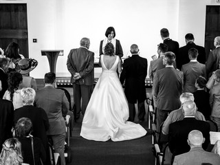 Lynn & Phil's Yorkshire wedding.