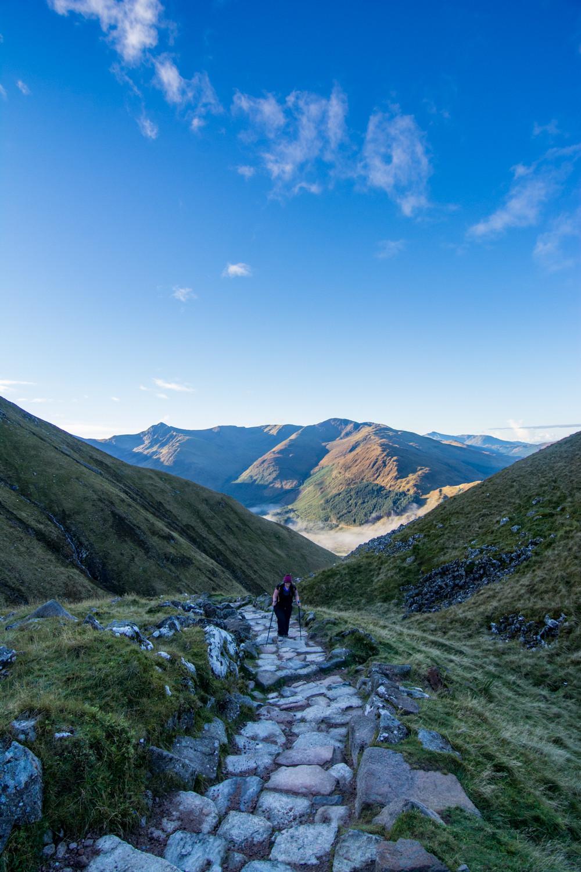 Ben Nevis ascent