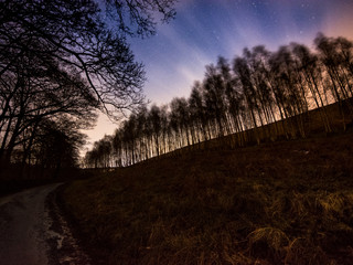Making a short Photography film in the Peak District