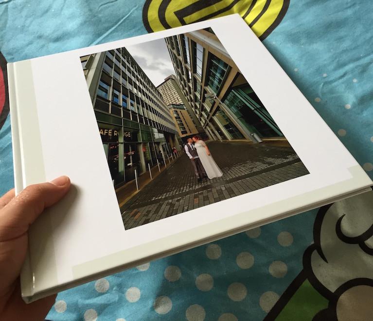 Saal photobook wedding album review