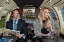 Executive seating