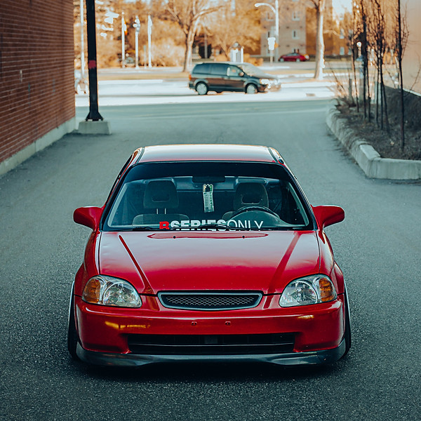 Sam's Civic EK