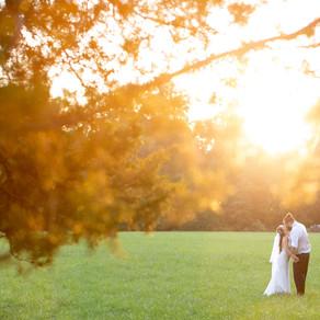 August Farm Wedding | Hopewell, New Jersey