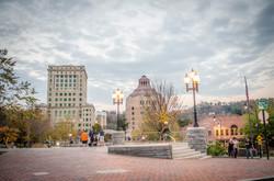 Asheville Downtown Sky