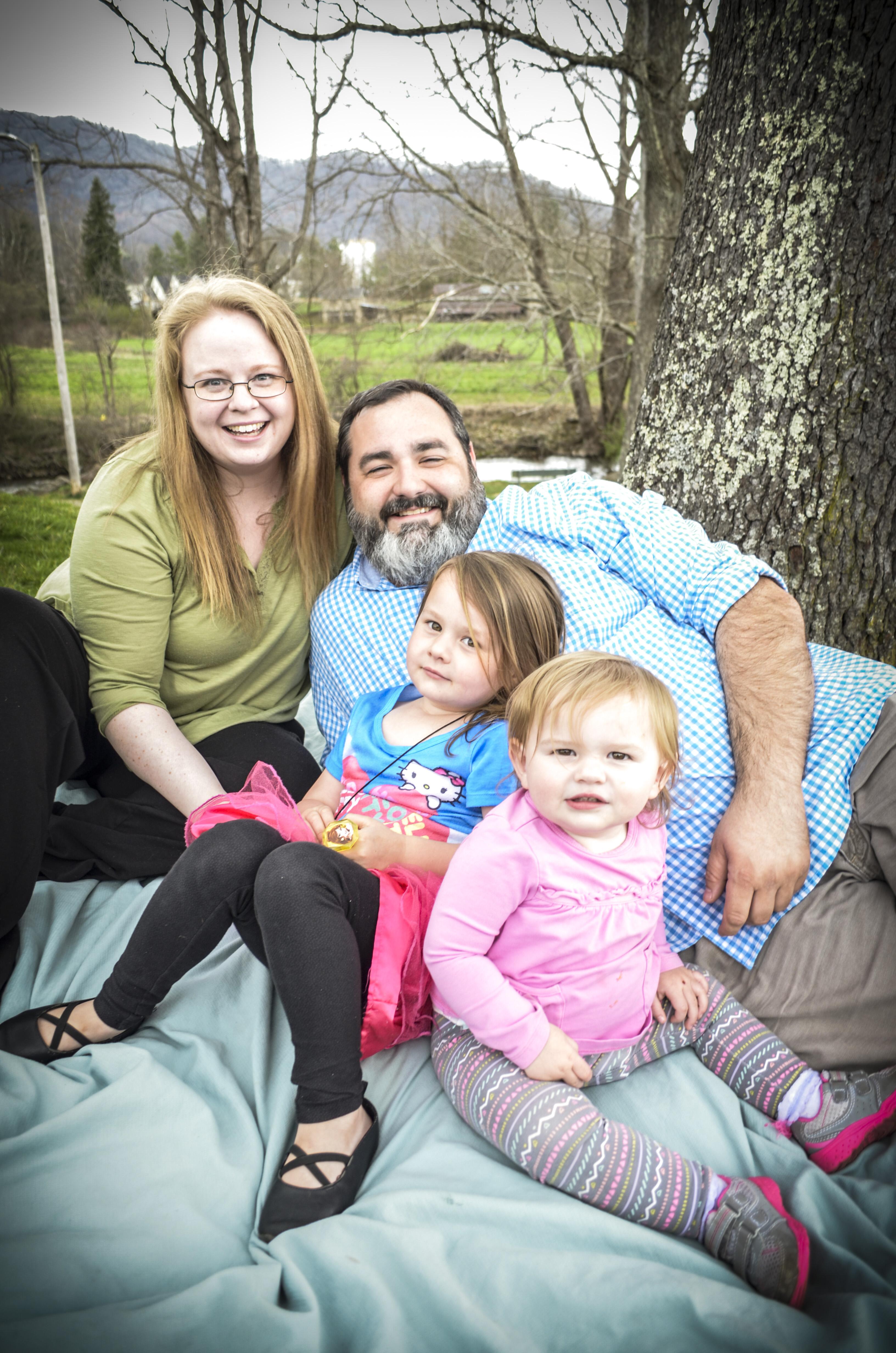 Family Park Portrait