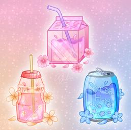 flower drinks