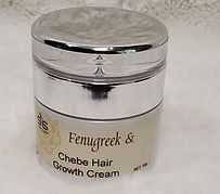 fenugreek and  chebe hair growth cream.j