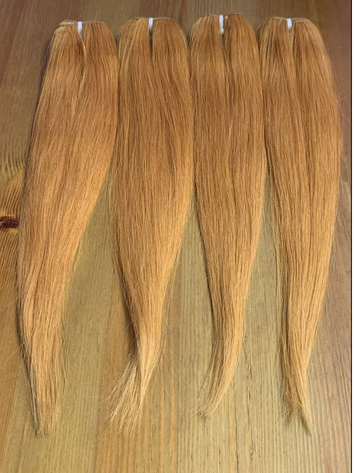 EAST EUROPEAN HAIR Extension Wefts - Medium Copper