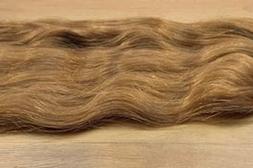 RUSSIAN FLAT TIP Keratin Pre-Bonded Hair Extensions - Light Auburn