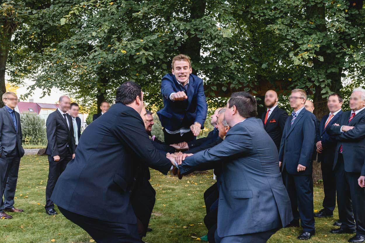 Hochzeit auf Schloß Wulkow