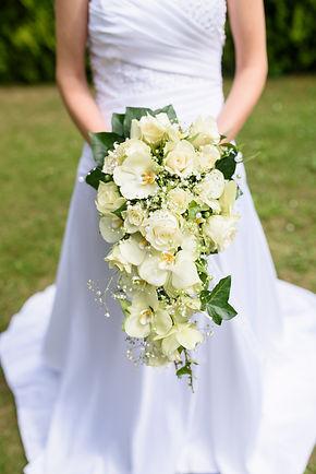 Kien-Point | Hochzeitsfotografie | Marienkäfer-Arrangement