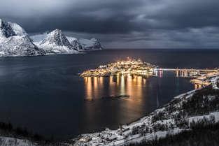 Arctic Town I