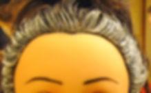 大阪 河内長野 千代田の美容院・ヘアーサロン へゼロ塗布 ヘアカラー