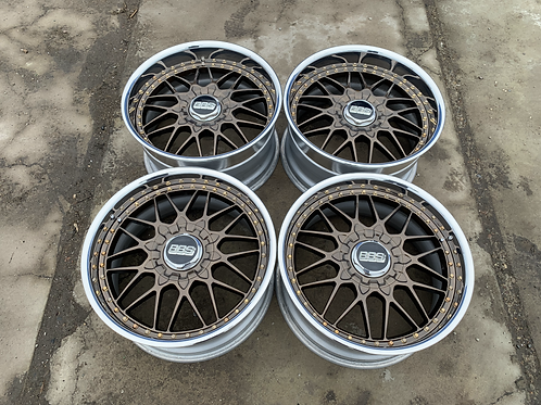 Custom BBS RG