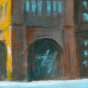 Frosty Kelvingrove