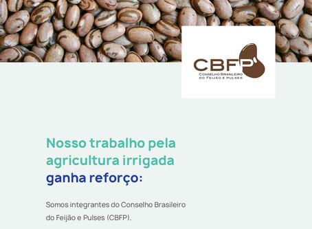 Irriganor integra Conselho Brasileiro do Feijão e Pulses (CBFP)