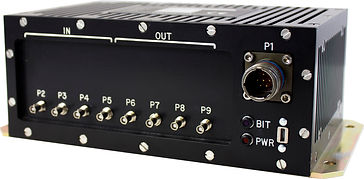 RDDS Avionics Displays Video Management Aviation Mission Control Command Mission Software IU1800-500 HD Video Converter and Splitter
