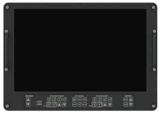 RDDS Avionics Displays Video Management Aviation Mission Control Command Mission Software LCD1910 HD Display