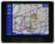 RDDS Avionics Displays Video Management Aviation Mission Control Command Mission Software LCD1515 Touchscreen Display