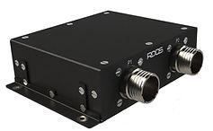 RDDS Avionics Displays Video Management Aviation Mission Control Command Mission Software IU1400-100 Quad Screen Switching Unit