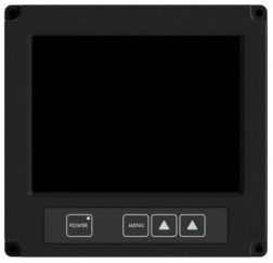 RDDS Avionics Displays Video Management Aviation Mission Control Command Mission Software LCD0605 Display