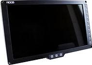 RDDS Avionics Displays Video Management Aviation Mission Control Command Mission Software LCD1713 Slimline HD Display