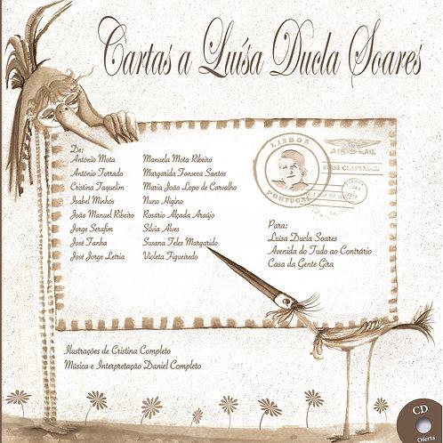 Cartas a Luísa Ducla Soares - audiolivro
