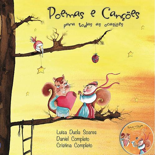 Poemas e Canções para todas as ocasiões - audiolivro