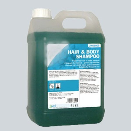 Apple Hair & Body Wash 5 Ltr