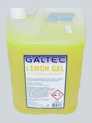 Lemon Gel Floor Cleaner
