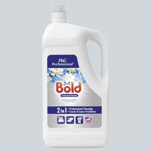 Bold White  Liquid 5L (100 Wash)