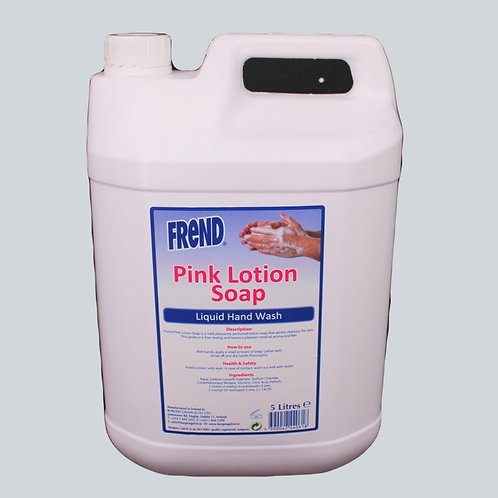 Pink Pearl Soap 5Litre