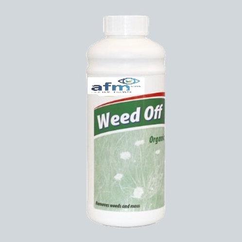 Irish Organic Weed Killer1x1Ltr