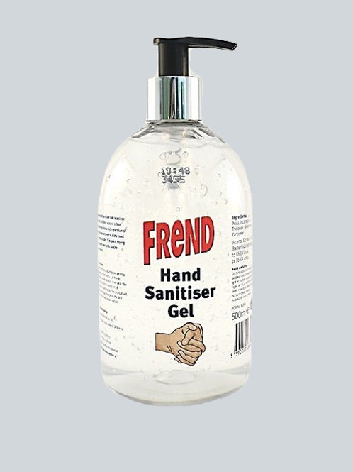 Frend Hand Sanitizer Gel 500ml