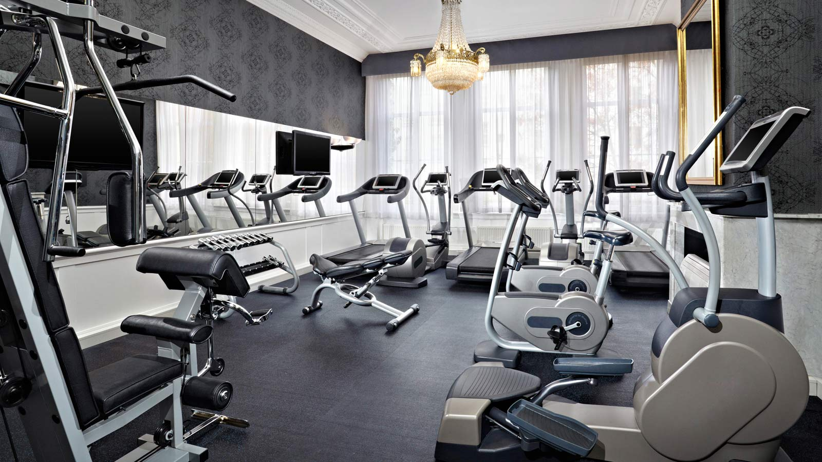 Hotel Gym Deep Cleaning