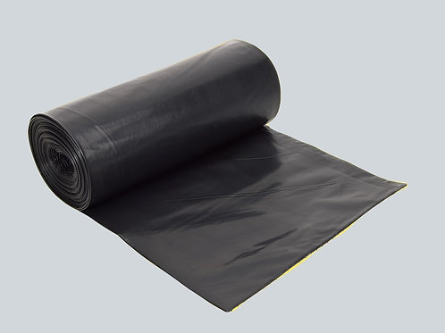 "Black Refuse Sack 26"" x 44"" 170g"