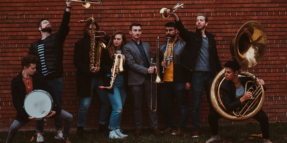 Large Mouth Brass Band