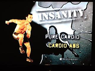 INSANITY: Pure Cardio & Cardio Abs