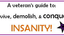 A Veterans Guide to INSANITY