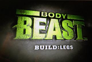 Body Beast: Build: Legs